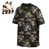 BANK BOUND CAMO POLO PROLOGIC T.L