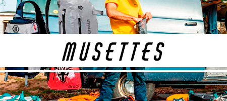 musettes et chest pack