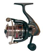 CARRETE DE PESCA CINNETIC CRAFTY CRB4 FD HYBRID 2