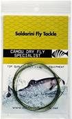 CAMOU DRY FLY SPECIALIST SOLDARINI 12FT