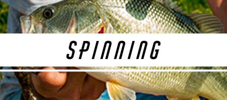 pesca a spinning