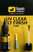 LOON UV CLEAR FINISH THIN 14 GRS.